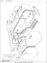 Ezgo electric wiring diagram wiring diagram schemes best for golf bright