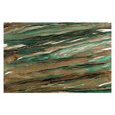 decorative floor coverings julia di sano agate magic tan dark green