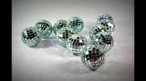 Mini Disco Ball Decorations Silver Mini Disco Balls idea table decorations wedding 1