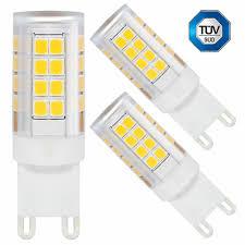 25w Equivalent Bright White G9 Led Light Bulb