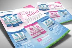 Commercial Flyers Commercial Flyers Pack 01 By Chrisatlemon Graphicriver
