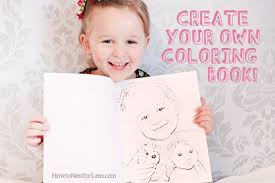 Small Picture Make Coloring Pages From Photos Site Image Design Your Own