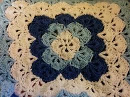Shell Afghan Crochet Pattern