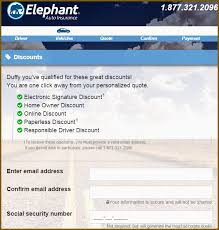 Elephant Auto Insurance Quote Delectable Elephant Car Insurance Quote Unique Free Elephant Auto Car Insurance