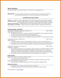 12 Ua Resume Builder Xavierax