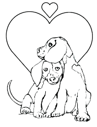 Cute Puppy Coloring Pages Printable Puppy Coloring Pages Cute Little