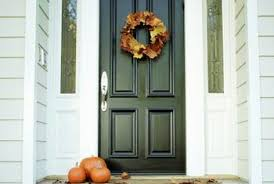 front door accessoriesHow to Redo a Stained Front Door  Home Guides  SF Gate