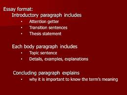 Example Of Extended Definition Essays Extended Definition Essay An Extended Definition Essay An Extended
