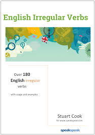 Irregular Verbs Examples Gallery - Resume Cover Letter Examples