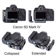 L Bracket Peak Design Plc5d4x L Bracket Canon 5d Mark 4 Arca Swiss Type L Plate