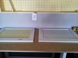 Tools Needed To Build Cabinets Remodelaholic Build An Organized Pegboard Tool Cabinet And