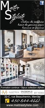 Salon De Coiffure Dans Salaberry De Valleyfield Qc