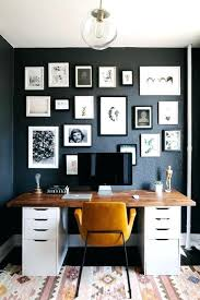 office ideas for small spaces. Plain For Home Office Ideas For Small Spaces Space Design With  Black Walls To Office Ideas For Small Spaces S