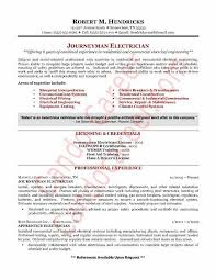Electrician Resume Adorable Apprentice Electrician Resume Sample Beautiful Apprentice
