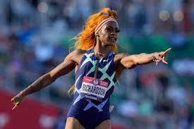 Olympic Games: Sha'Carri Richardson ...
