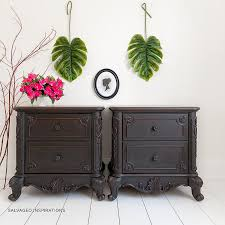 how to create a black wash paint finish