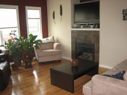 Plaid Living Room Furniture Extra Small Living Room Design Gray Plaid Patterned Varnished Wood