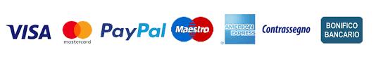 Modalità di pagamento - Mondialshop