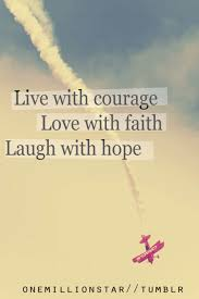Quotes About Faith Hope And Love 40 Quotes Custom Love Faith Hope Quotes