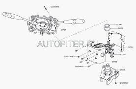 <b>Подрулевые переключатели в сборе</b> GW-Hower — Автопитер