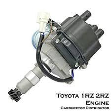 Electronic Ignition Distributor Fit Toyota HiAce Van RZH100 2.0L 1RZ ...