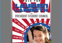 Great Images Of Campaign Poster Template Free Template Design