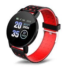 <b>imosi</b> 119 Plus Men Women Smart Bracelet Smartwatch Android iOS ...