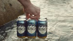 Busch Light Gif Check Out Buschs Surprisingly Funny 30 Second Super Bowl