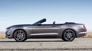 2015 Ford Mustang EcoBoost starts at $25,995, GT at $32,925