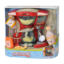 Kitchen Coffee Bar Cook N Kitchen Coffee Bar With Light And Sound Toys Games