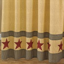 Shower Curtains Cabin Decor Primitive Country Style Shower Curtains