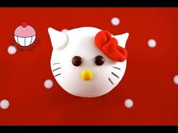 Hello Kitty Cakepops Make Hello Kitty As A Cake Pop A Cupcake