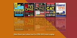 Tips dan triks cpns 2015. Buku Materi Dan Latihan Soal Tes Cpns 2019 Gratis Lengkap Berkas Edukasi