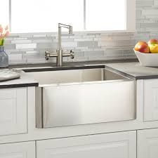 attractive 24 inch stainless steel farmhouse sink 24 hazelton stainless steel farmhouse sink kitchen