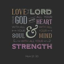 Typography Of Bible Quote For Print Or Use As Poster Love The Adorable Bible Quote