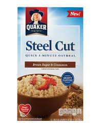 Everything you need to know about oatmeal calories, carbs, fiber, and overall nutrition. Quaker Steel Cut Oats Nutrition Nutritionwalls