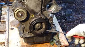 How to Remove Crankshaft Pulley on Toyota VVTi Engine - autoevolution