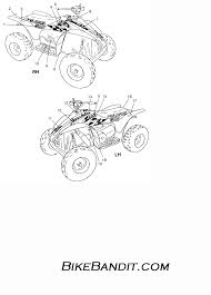 1997 polaris 500 scrambler 4x4 w97bc50a decals scrambler 500 polaris sportsman 90 manual