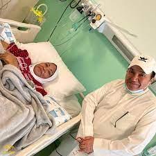 شاهد: أحدث صورة للفنانة الكويتية انتصار الشراح من داخل المستشفى .. والكشف  عن آخر تطورات حالتها الصحية : صحافة الجديد اخبار عربية