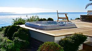 positioning your hot tub