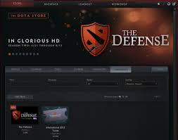 the defense inside the dota 2 client news joindota com