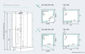 bathroom standard shower stall size dimensions photo ideas curtain uk ide amazing shower sizes