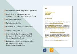 83 Does Google Docs Have Resume Templates Job Advertisement