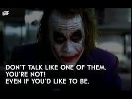 Best Joker Quotes Magnificent The Joker Best Quotes Heath Ledger أفضل قولات الجوكر YouTube