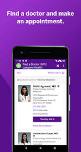 Nyulangone Org My Chart Nyu Langone Health For Android Free Download And Software