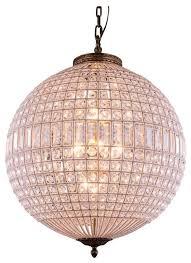 elegant lighting olivia 5 light crystal chandelier in french gold