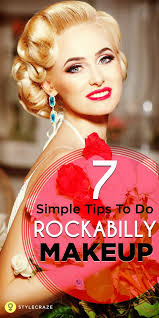 tips to do rockabilly makeup you may have seen the rockabilly woman talk about the feminist rant and strength of being at par with her male counterparts