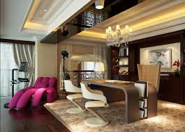 office interior design home office and offices on pinterest chic office interior design