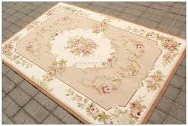 4x6 aubusson area rug antique french pastel wool handmade flat 4 x6 rug 4x6 outdoor rug