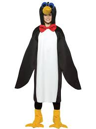 Penquin teen halloween costume